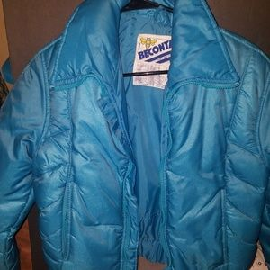 Beconta down filled jacket